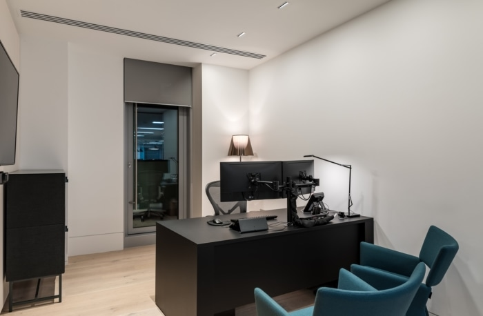 Confidential Real Estate Investment Management Company Offices – London