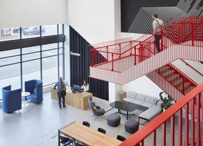 Gensler Offices – Raleigh
