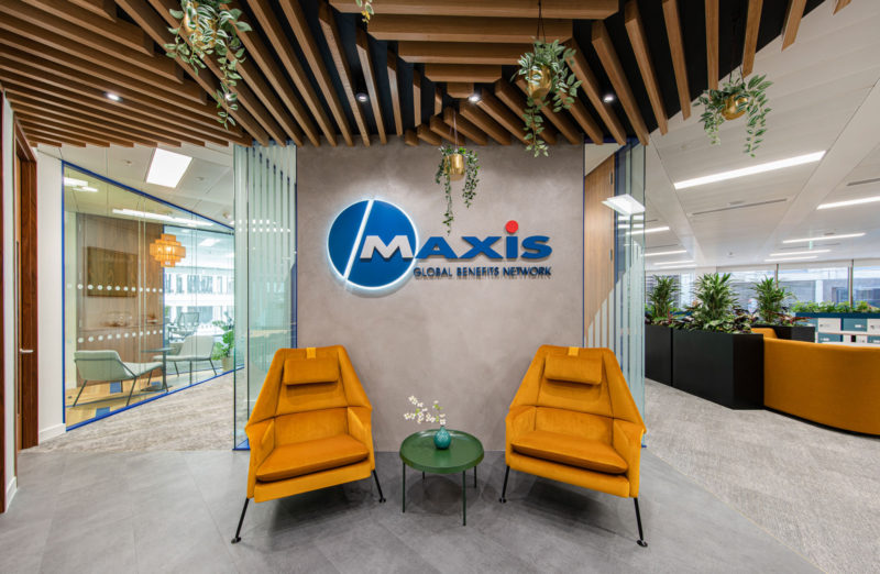 Inside MAXIS Global Benefits Network's New London Office
