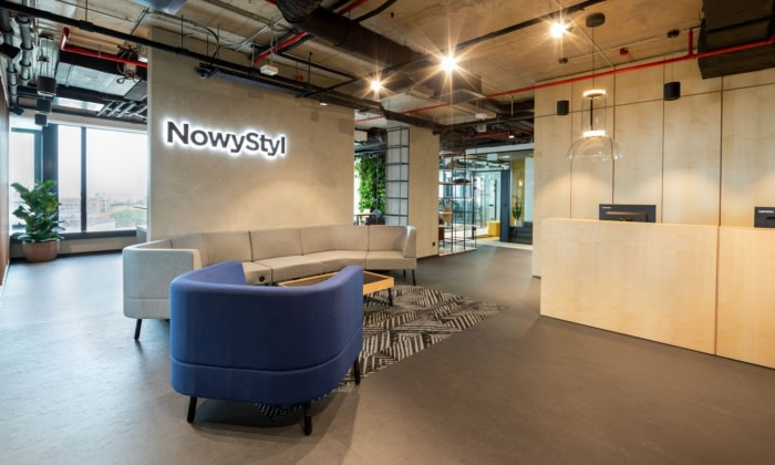 Nowy Styl Offices – Budapest