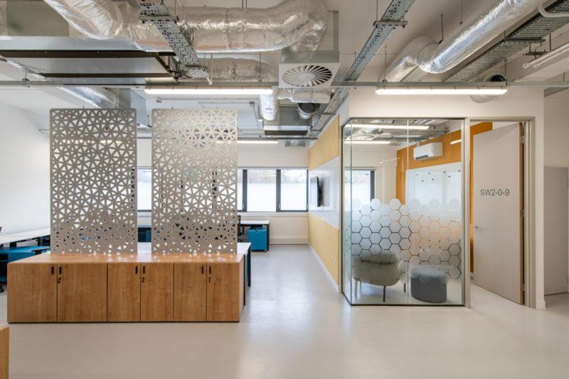 Inside Ocado Technology's Welwyn Garden City Office