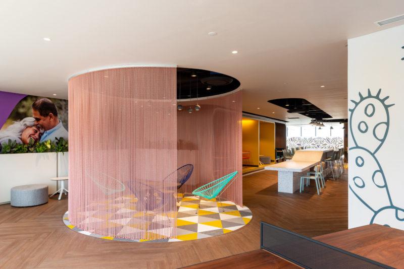 A Look Inside Sanofi's New Mexico City Office