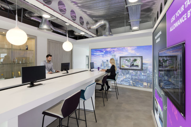 A Look Inside True Potential's New Newcastle Office