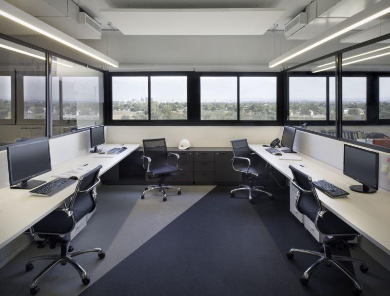A Look Inside Alum Eshet's New Yavne Office