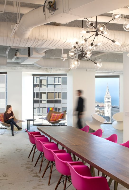 Financial Institution Offices – San Francisco