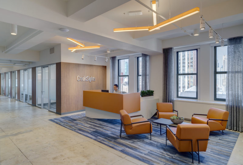 A Look Inside CreditSights' New NYC Office