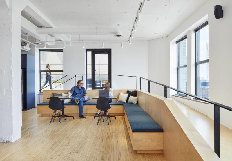 A Look Inside Damen Farber's Minneapolis Office