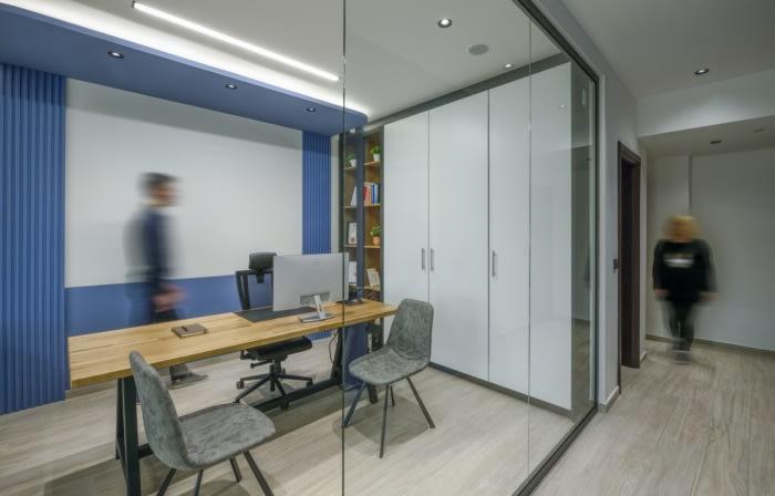 Moustakas Offices – Alexandreia