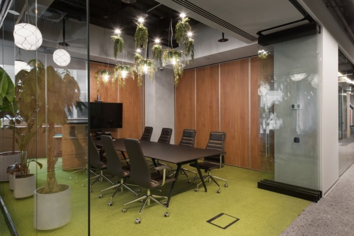 Poscredit Offices – Moscow