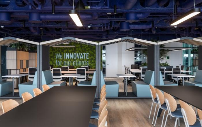 Trayport Offices – London