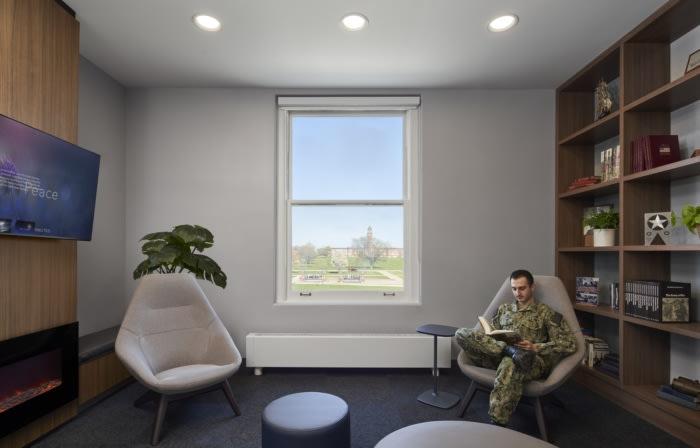 USO Great Lakes Center Offices – Chicago