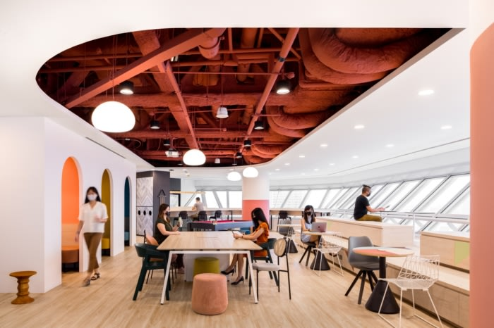 Watsons Offices – Singapore